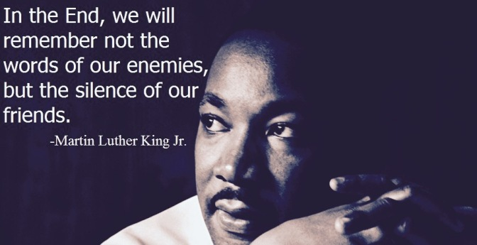 For Martin Luther King Jr. Day…