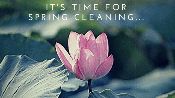 It's Time For A Little Spring Cleaning…For Your Business!